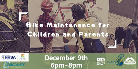 Bike Maintenance for Children and Parents tickets