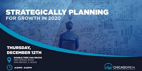 Strategically Planning for Growth in 2020 tickets