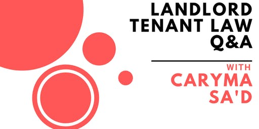 Breakfast and Landlord/Tenant Law
