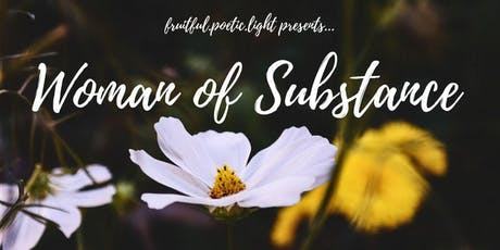 Woman of Substance tickets