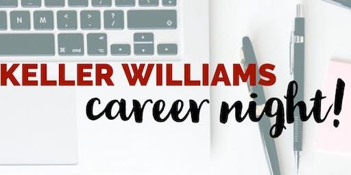 Keller Williams Career Night - December 5th