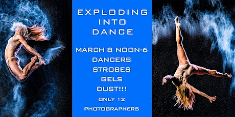 Bodies in Motion Exploding into Dance with George Simian tickets