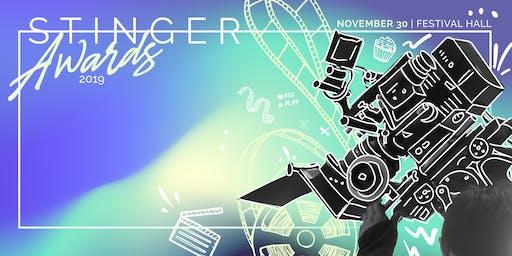 2nd Annual Stinger Awards