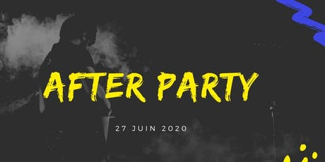 AFTER PARTY 2020 billets