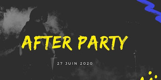 AFTER PARTY 2020