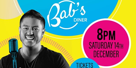 LIVE STANDUP AT BAB'S DINER tickets
