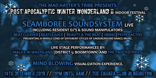 Slamboree LIVE: Post Apocalyptic Winter Wonderland II