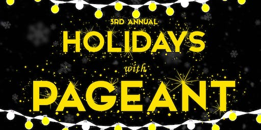 3rd Annual Holidays with Pageant