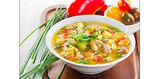 Learn to Make a Warm Winter Soup (12-21-2019 starts at 2:00 PM)