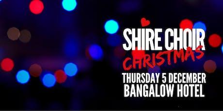 Shire Choir Bangalow - Christmas 2019 tickets