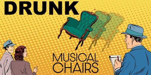 Drunk Musical Chairs