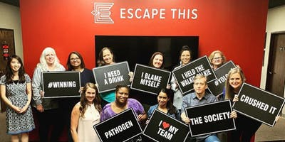 Escape Room - Pre Event Activity