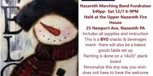 Nazareth Marching Band Fundraiser