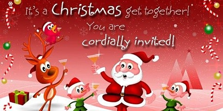 NRG Christmas Lunch tickets