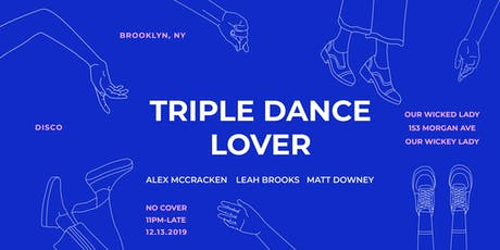On the Rooftop! DJs Alex McCracken, Leah Brooks, & Matt Downey tickets