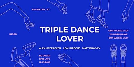 On the Rooftop! DJs Alex McCracken, Leah Brooks, & Matt Downey tickets