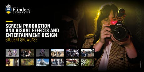 Screen Production & Visual Effects & Entertainment Design Showcase tickets
