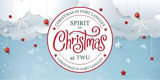 Spirit of Christmas at Trinity Western University