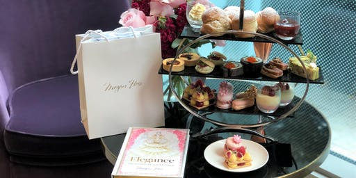 Megan Hess Elegance High Tea