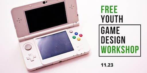 Free Youth Game Design Workshop