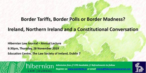 Ireland, Northern Ireland and a Constitutional Conversation