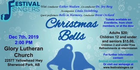 FESTIVAL SINGERS presents Christmas Bells tickets