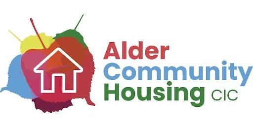 Inaugural General Meeting --- Alder Community Housing CIC