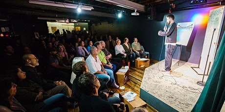 Rick Jenkins hosts Jiayong Li,  Comic-in-residence Katlin McFee and more! tickets