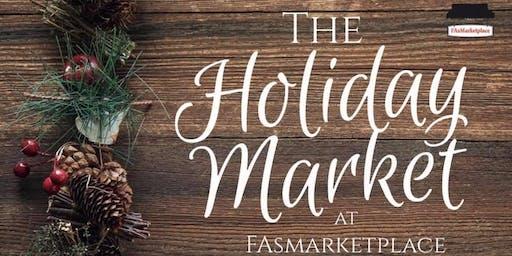 The Holiday Market at FAsMarket