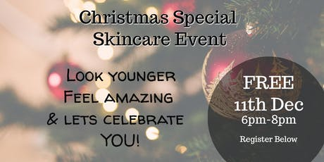Christmas Special Skincare Event tickets
