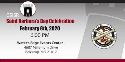 St. Barbara's Day Celebration 2020