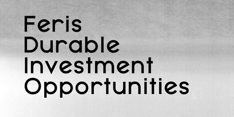 Feris Durable Investment Opportunities tickets