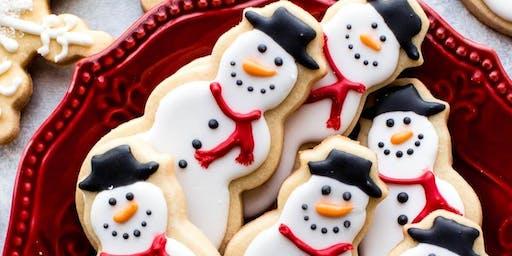 Mommy & Me Christmas Sugar Cookie Workshop