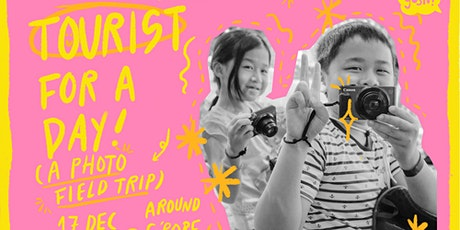 Tourist For A Day (A Photo Field Trip for Kids!) tickets