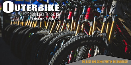 OUTERBIKE - SOUTH LAKE TAHOE - 2020 tickets