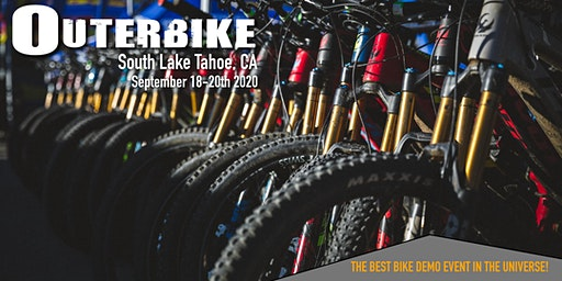OUTERBIKE - SOUTH LAKE TAHOE - 2020