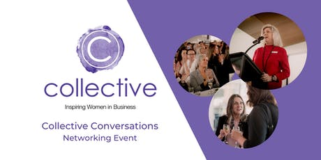 Collective Conversations - Networking Event tickets