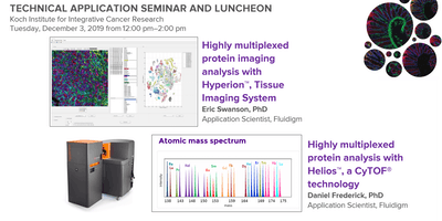 Technical Seminar: Mass Cytometry for highly multiplexed analysis