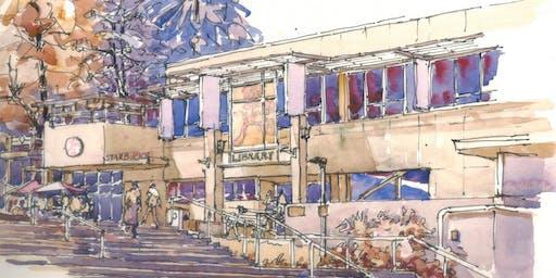 Pen, Ink, and Watercolour Workshop with John Hofman
