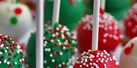 Christmas Cake Pop Class