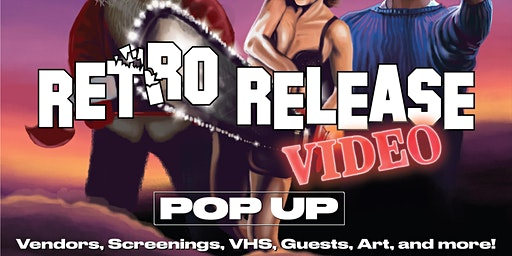 Retro Release Video Pop-Up