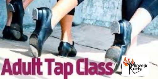 Adult Tap Class 6 Week Session