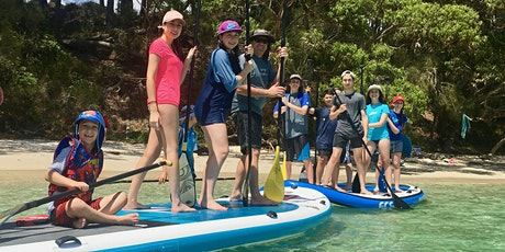 JBSUP Kids Stand Up Paddle Adventure Day tickets