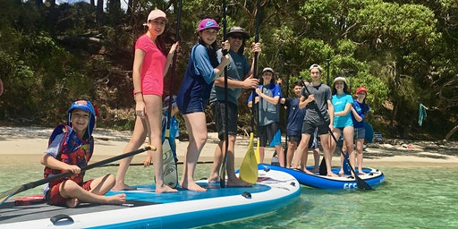 JBSUP Kids Stand Up Paddle Adventure Day