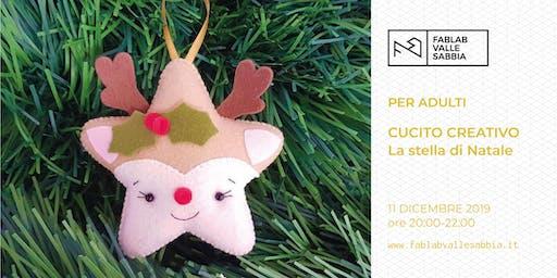 Cucito creativo a tema natalizio