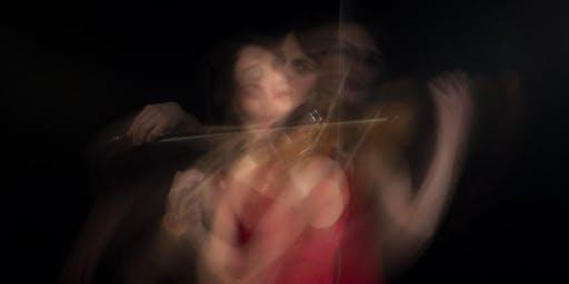 "Emma Back performs ""Strife and Joy"" at the Waterbury Grange"