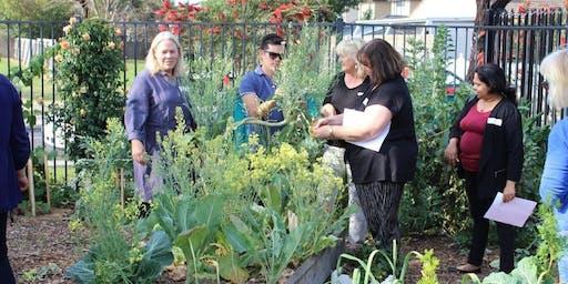 Roxburgh Park Community Garden Permaculture Co-Design Workshop