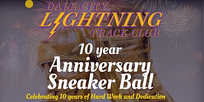 Lightning Sneaker Ball - 10yr Anniversary Party