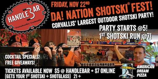 HandleBar's DA! Nation Shotski Fest