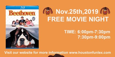 Nov.25th,2019- FREE MOVIE Beethoven